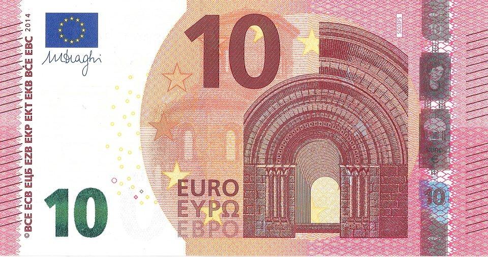 deset eur