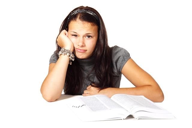 otrávená studentka
